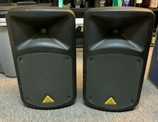 Behringer EPS500MP3 Portable PA Speaker System with Mic & Cables