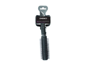 Professional Salon Round Hairbrush | Hairdressers Redial Curling & Styling Brush
