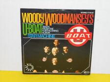 """SINGLE 7"""" - U BOAT - WOODY WOODMANSEY'S U BOAT"""