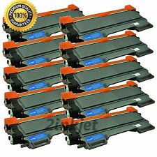 10 PK TN-420 450 Toner Cartridge For Brother TN450 HL-2220 2240 2270DW MFC-7360N