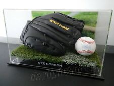 ✺Signed✺ DEE GORDON Baseball PROOF COA Miami Marlins LA Dodgers MLB