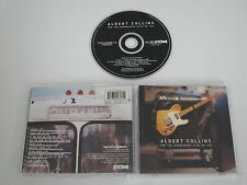 Albert Collins and the Icebreakers/Live' 92 -' 93 (Pointblank vpbcd 27) CD Album