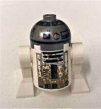 Genuine Lego R2-D2 Star Wars Swamp Marks Minifig (Set 75208) Brand New Free Post