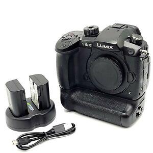 Panasonic Lumix GH5 20.3 MP 4K Digital SLR Camera (Body Only)