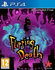& Flipping Death Sony PlayStation 4 Ps4 Game