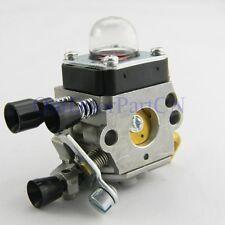 Carburateur Carburetor pour STIHL FS38 FS45 FS46 FS45C FS55C FS55T FC55 ZAMA