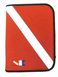 Log Book Binder Scuba Diving Flag Cover GB06-Flag