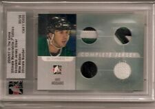 2006-07 ITG In The Game Ultimate 7th Ed. Modano Complete Jersey 05/09 (H-0296)