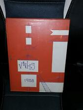 1958 Van Nuys High School Yearbook California Stacy Keach