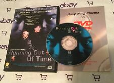 Running Out of Time (DVD, 2001, Special Edition) Andy Lau   Lau Ching Wan