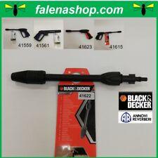 BLACK&DECKER LANCIA TURBO 41622 AR E B&D IDROPULITRICE RICAMBI ACCESSORI