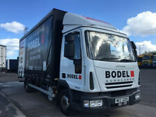 Right-hand drive Iveco Commercial Curtainsiders