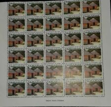 Zimbabwe Culture Huts  Stamps  by Natprint 2011 mint  x 30 stamps