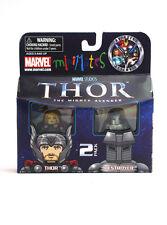 Marvel Minimates Thor & Destroyer Series 39 Thor Figures Mighty Avengers New