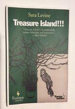 Sara Levine  Treasure Island!!!  (PB Europa 2012) Vf+