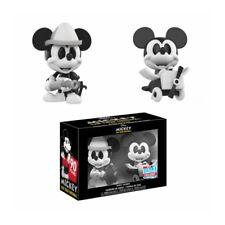 Funko Mini Vinyl Disney Figures - NYCC 2018 Mickey Mouse Black & White 2 Pack Ex