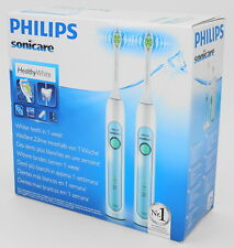 PHILIPS Sonicare HealthyWhite HX6732/37 - Doppelpack - weiss/mint - NEU & OVP
