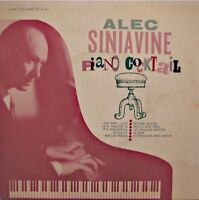 ++ALEC SINIAVINE piano cocktail EP VARGAL the man i love/besame mucho RARE VG++