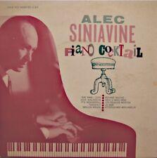 ++ALEC SINIAVINE piano cocktail EP VARGAL the man i love/besame mucho RARE VG++
