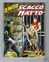 zagor scacco matto n. 459 fumetti zagor zenith gigante 1° edizione comics comic