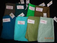 New Scrubeez Women's Drawstring Flare Pants Scrubs Medical Uniform Sz XS Regular