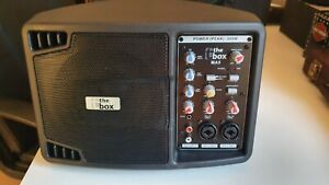 The Box MA5 aktivmonitor mit Tasche, von thomann, unbenutzt, top zustand