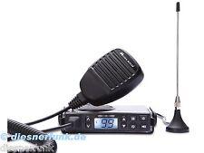 MIDLAND GB1 PMR446 Mobilfunkgerät mit Magnetfußantenne Fahrschulfunk Wohnmobil