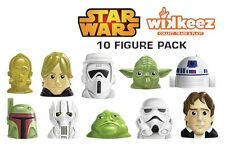 STAR WARS - WIKKEEZ - SERIES 1 - 10 PACK - BOXED NEW