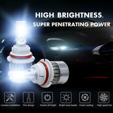 1400W 210000LM 9004 HB1 Car LED Headlight Kit Hi/Low Beam White 6000K High Power