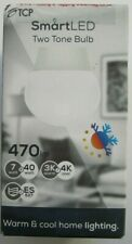TCP Smart LED Light Bulb ES 7 Watt Warm & Cool White Freepost