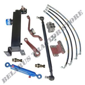 Belarus Re-equipment kit instead of power steering - hydrodrive 50/80/500/800