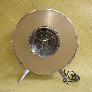 1950's Atomic Sputnik Flying Saucer Sofono Electric Heater MCM Retro Vintage