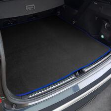 Skoda Octavia III Estate Boot Mat (2013+) Black Tailored [Fixed Floor]