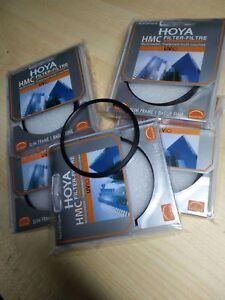 Anti-UV Heat resistant 49--82mm Multi-Coated Digital Slim Filter Protective lens