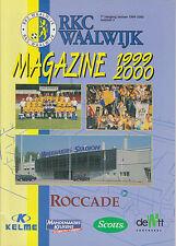 RKC Waalwijk Presentatiegids Magazine 1999-2000