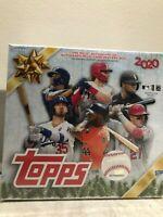 2020 Topps Holiday 1 Box Sealed MLB Baseball - Relic and Auto