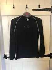 Size Large Kipsta Decathalon Black Base Layer, MTB, Cycling, Running