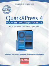 QuarkXPress 4 - Voor het dagelijks gebruik - NL