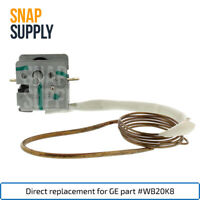 Snap Supply Oven Thermostat for GE Directly Repalces WB20K8