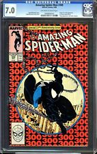 Amazing Spider-Man #300 CGC 7.0