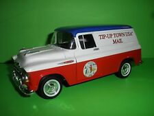 TIP UP TOWN 2004 HOUGHTON LAKE, MI 1957 CHEVY USA MAIL 1/25 SPECCAST C