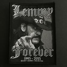 LEMMY FOREVER  patch -MOTORHEAD