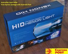 NISSAN D40 D22 NAVARA H4 55W Hi/Lo HID CONVERSION KIT SUIT (ALSO R51 Pathfinder)