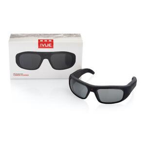 iVUE Vista 4K/1080P HD Camera Video Recording Sport Sunglasses, 120FPS, 32GB SD