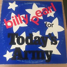 """Billy Pearl 1974 PROMO Radio Show """"For Today's Army"""" 2 w/Dylan, McCartney, Starr"""