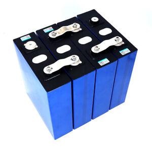 4PCS/Lot 3.2V 200Ah Lifepo4 Battery Pack 12V200AH USA SHIP!!!