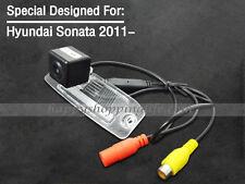 Back Up Camera for Hyundai Sonata 2011- Waterproof Car Rear View Reverse Camera
