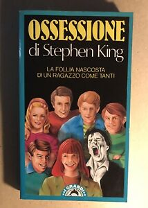 Ossessione stephen king - I Grandi Tascabili Bompiani 4ª Edizione 1992