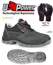 Scarpe Upower antinfortunistiche U Power Movida S1P SRC leggere traspirante UP