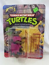 Tmnt Teenage Mutant Ninja Turtles Moc 1988 10 Back Splinter Vintage Rare